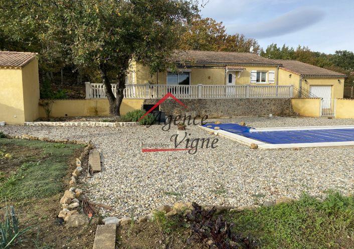 For sale Villa Saint Ambroix | Réf 300071423 - Agence vigne