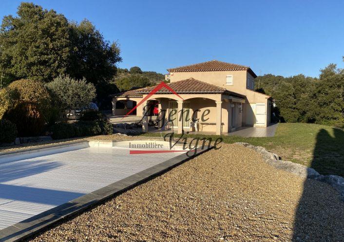 A vendre Villa Saint Ambroix | Réf 300071437 - Agence vigne