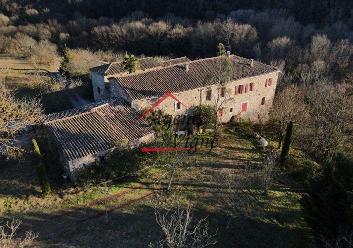 A vendre Propriété Saint Ambroix | Réf 300071438 - Agence vigne