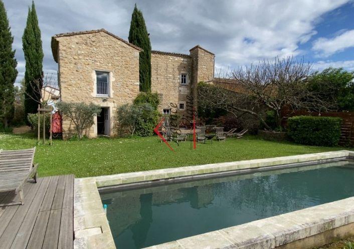 A vendre Demeure Brouzet Les Ales | Réf 300071461 - Agence vigne