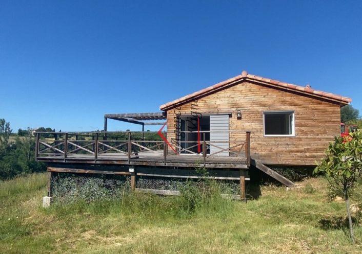For sale Maison à ossature bois Les Mages | Réf 300071466 - Agence vigne