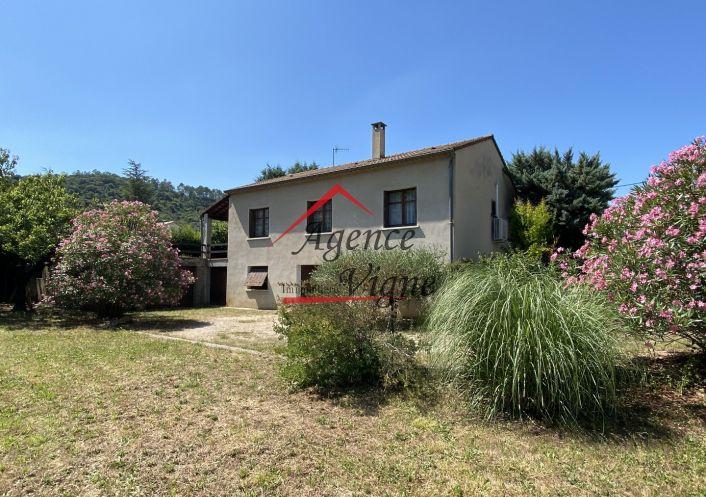 For sale Villa Saint Ambroix | Réf 300071469 - Agence vigne