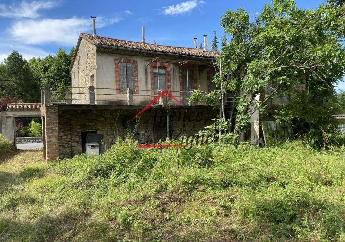 For sale Maison à rénover Saint Ambroix | Réf 300071471 - Agence vigne