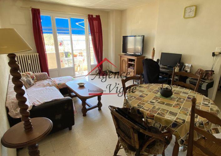 A vendre Appartement Saint Ambroix | Réf 300071477 - Agence vigne