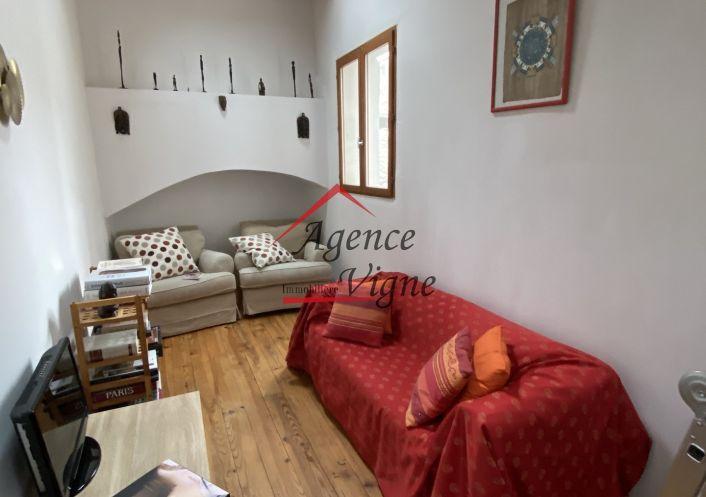 A vendre Maison de ville Saint Ambroix | Réf 300071478 - Agence vigne