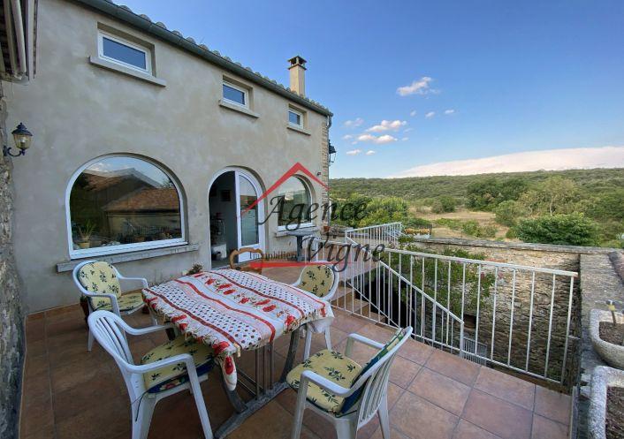 A vendre Maison de village Saint Julien Les Rosiers | Réf 300071482 - Agence vigne