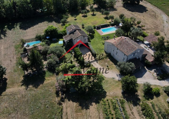 A vendre Propriété Saint Ambroix | Réf 300071484 - Agence vigne
