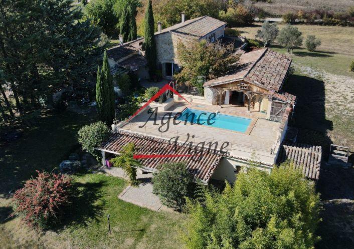 A vendre Propriété Les Mages | Réf 300071497 - Agence vigne