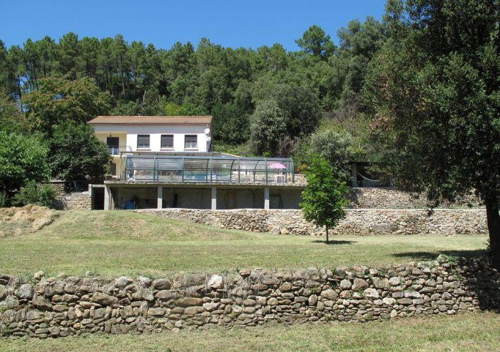 A vendre Maison de campagne Saint Florent Sur Auzonnet | Réf 30007638 - Agence vigne
