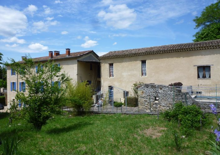 For sale Maison de village Gagnieres | Réf 300081242 - Agence vigne