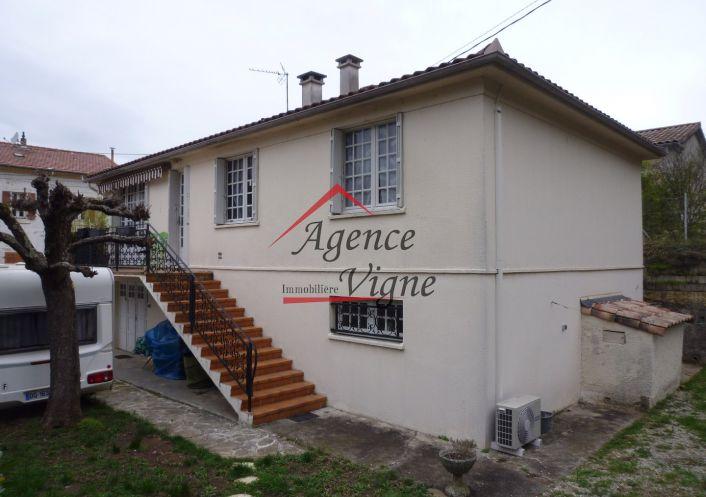 A vendre Maison individuelle Gagnieres | Réf 300081442 - Agence vigne