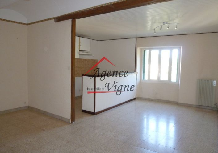 For sale Appartement ancien Besseges | Réf 300081450 - Agence vigne