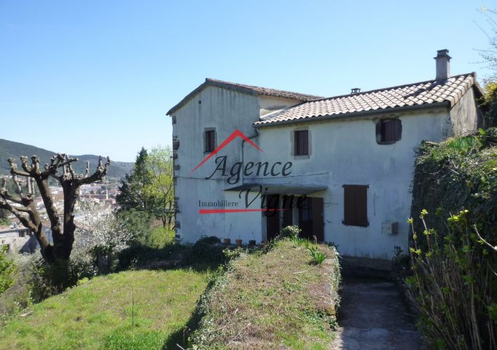 For sale Maison individuelle Besseges | Réf 300081451 - Agence vigne