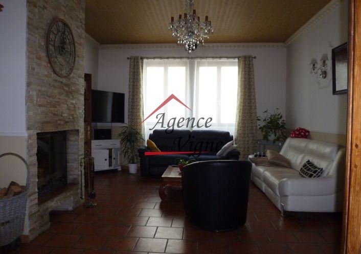 A vendre Maison bourgeoise Besseges   Réf 300081454 - Agence vigne