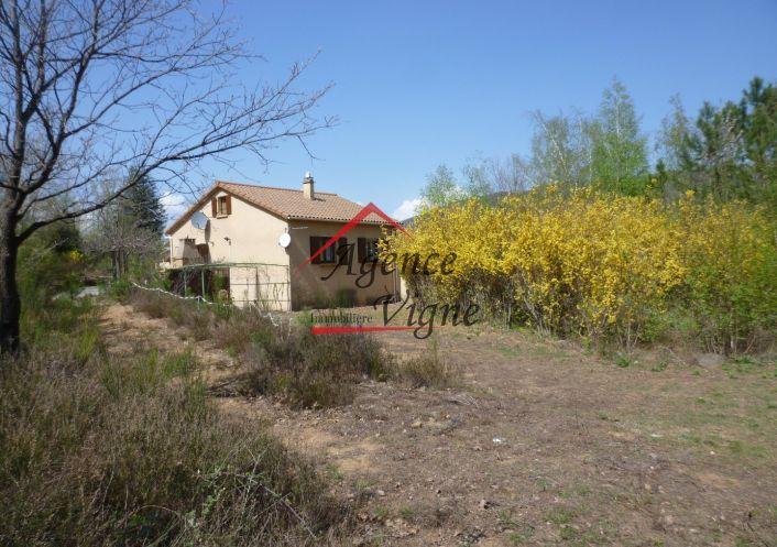 For sale Villa Genolhac | Réf 300081473 - Agence vigne