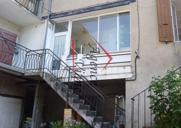 A vendre Appartement ancien Besseges | Réf 300081476 - Agence vigne