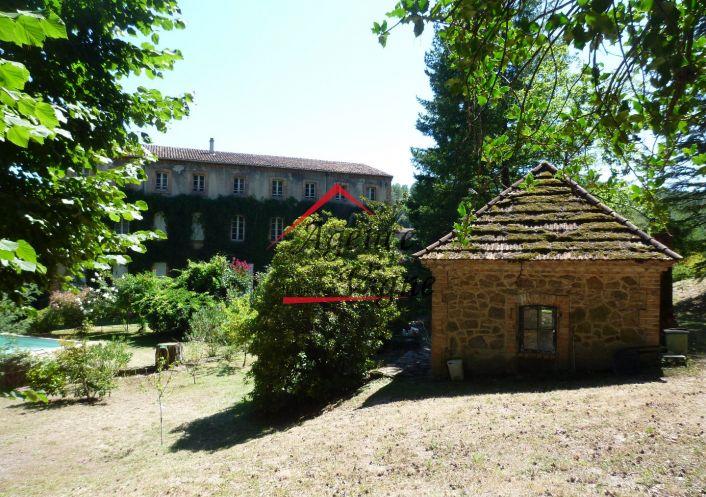 A vendre Maison bourgeoise Genolhac | Réf 300081479 - Agence vigne