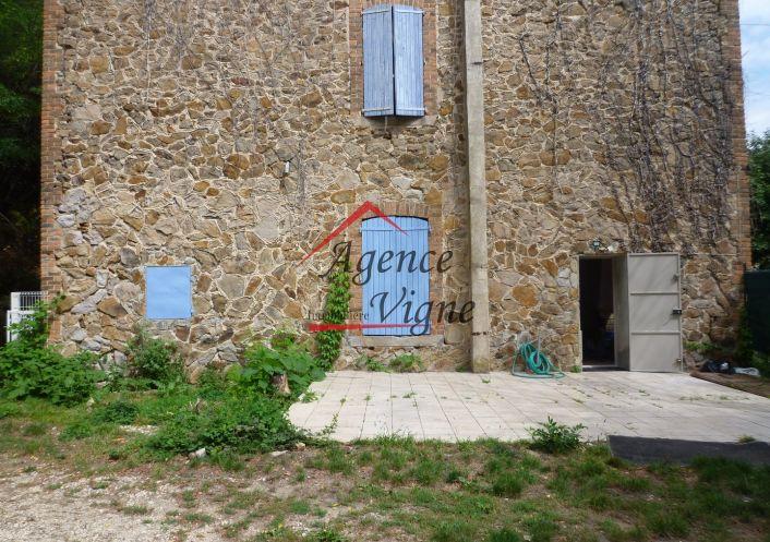 A vendre Appartement en rez de jardin Besseges | Réf 300081486 - Agence vigne