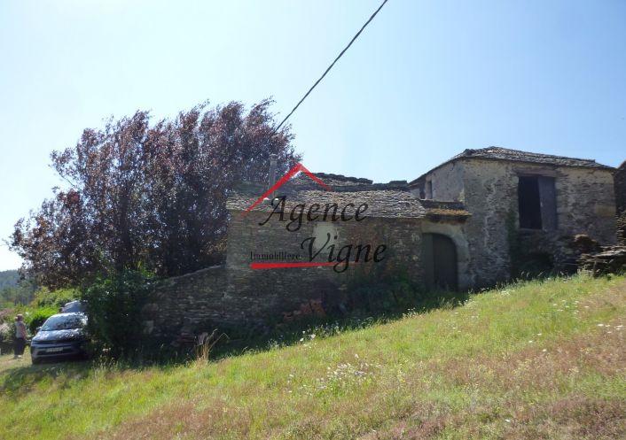A vendre Maison à rénover Genolhac | Réf 300081499 - Agence vigne