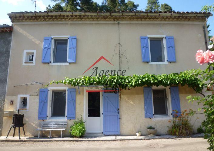 A vendre Maison de village Robiac Rochessadoule | Réf 30008184 - Agence vigne