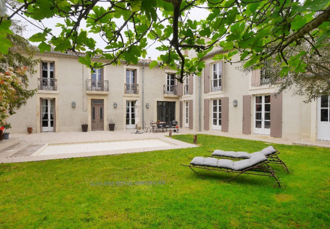 A vendre Saint Laurent D'aigouze 3011916121 Berge immo