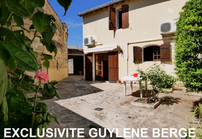 A vendre Aimargues 3011917117 Guylene berge immo aimargues