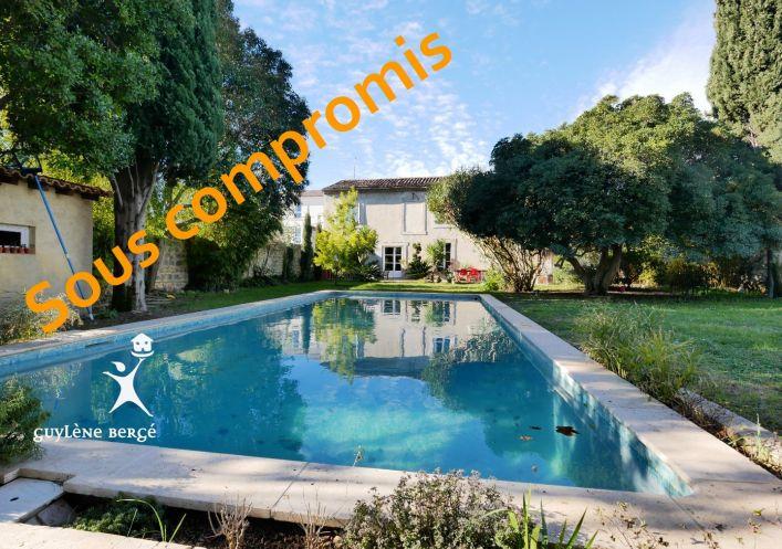 A vendre Maison Marsillargues | Réf 3011918082 - Guylene berge immo aimargues