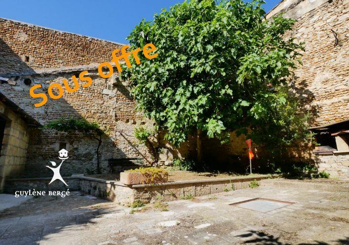 A vendre Immeuble Vauvert | Réf 3011918253 - Guylene berge immo aimargues