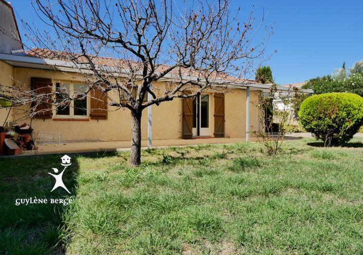 A vendre Maison Gallargues Le Montueux   Réf 3011918311 - Guylene berge immo aimargues
