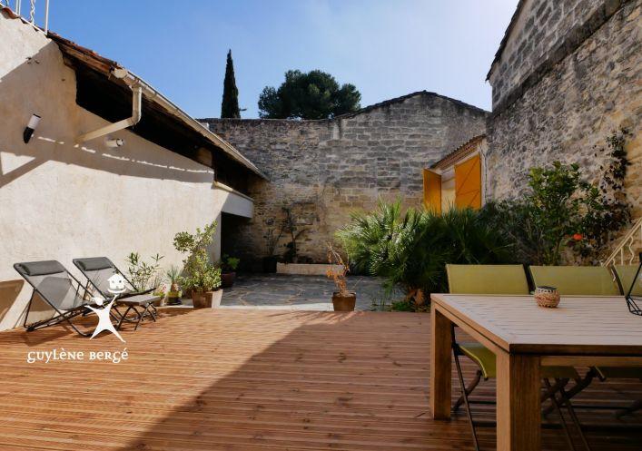 A vendre Maison de village Gallargues Le Montueux | Réf 301193141 - Guylene berge immo aimargues