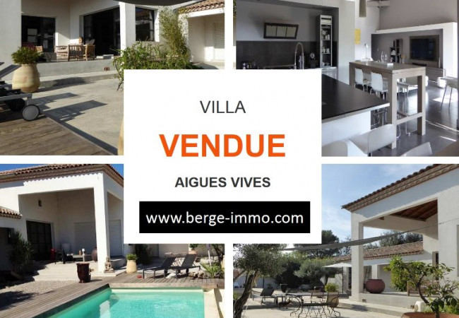 A vendre Aigues Vives 301198974 Berge immo