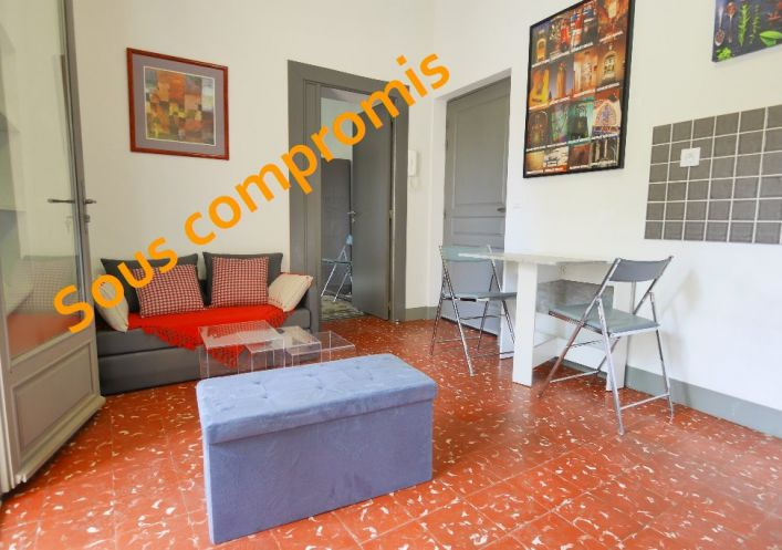 A vendre Appartement Le Cailar   Réf 342743205 - Guylene berge immo aimargues