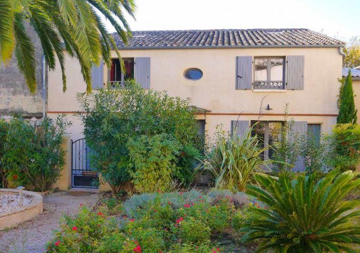A vendre Maison de ville Le Cailar | Réf 342743207 - Guylene berge immo aimargues