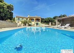 A vendre Villa Barjac | Réf 301211663 - Agence tourre