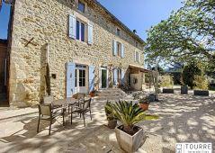 A vendre Maison de caractère Vallon Pont D'arc | Réf 301211817 - Agence tourre