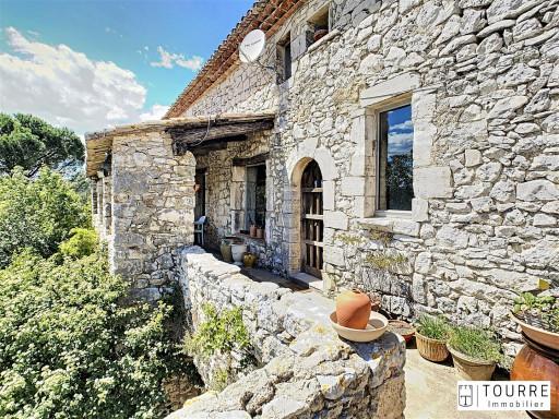 A vendre  Barjac | Réf 301211827 - Agence tourre