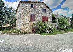 A vendre Maison de village Mejannes Le Clap | Réf 301211830 - Agence tourre