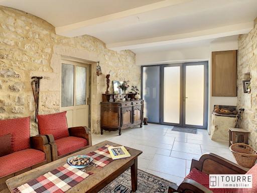 A vendre  Barjac   Réf 301211856 - Agence tourre