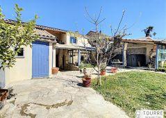 A vendre Maison de caractère Barjac   Réf 301211856 - Agence tourre