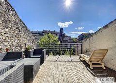 A vendre Maison de village Barjac | Réf 301211880 - Agence tourre
