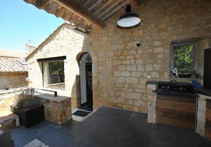 En location saisonnière Blauzac 301223591 Adaptimmobilier.com