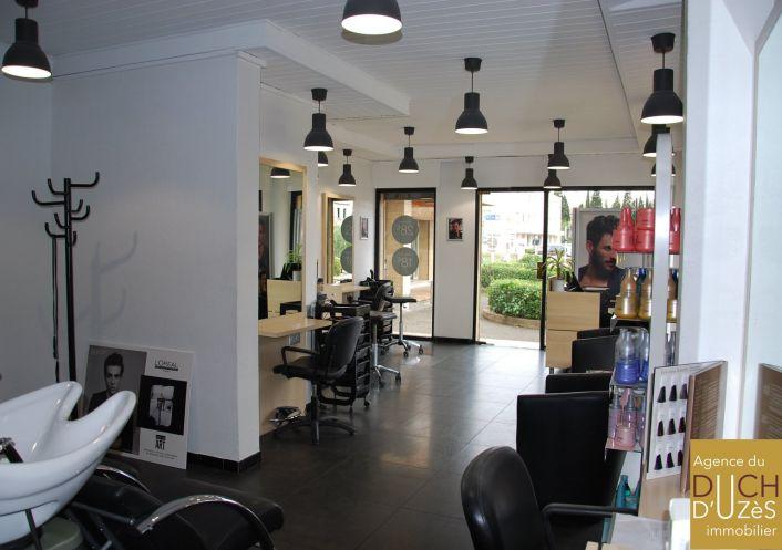 A vendre Salon de coiffure L'ardoise | Réf 301225100 - Agence du duché d'uzès