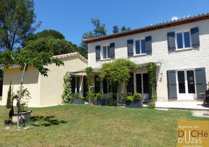 A vendre Maison Uzes | Réf 301225375 - Agence du duché d'uzès