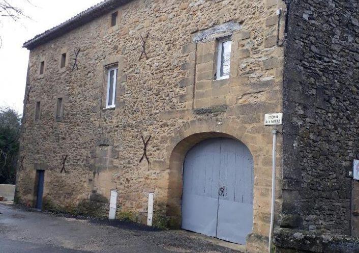A vendre Maison de village Serviers Et Labaume   Réf 301225836 - Agence du duché d'uzès