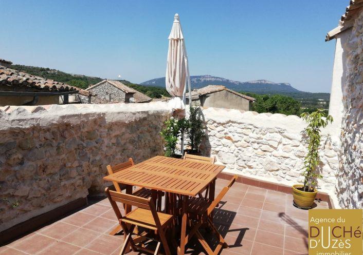 A vendre Maison de village Vallerargues | Réf 301225955 - Agence du duché d'uzès