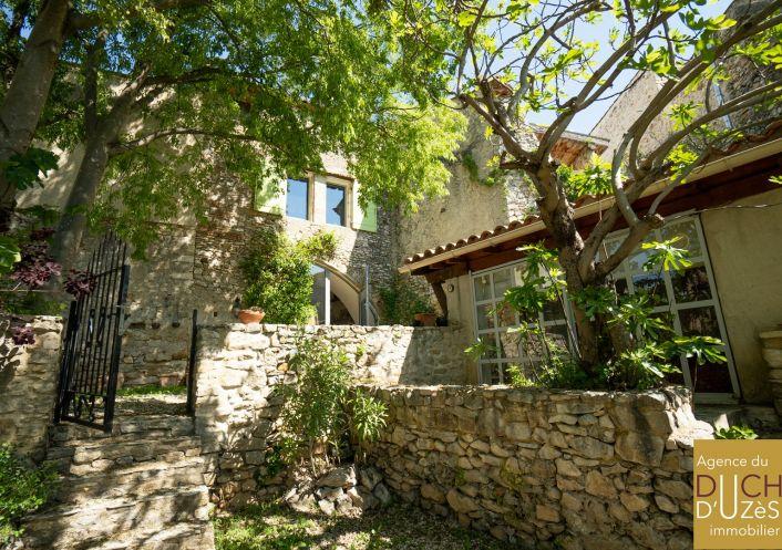 A vendre Maison de village La Rouviere | Réf 301225964 - Agence du duché d'uzès