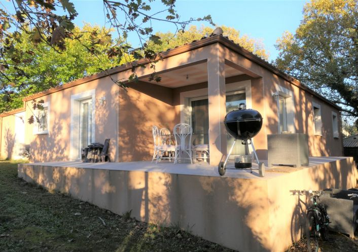 A vendre Maison Uzes | Réf 301225984 - Agence du duché d'uzès