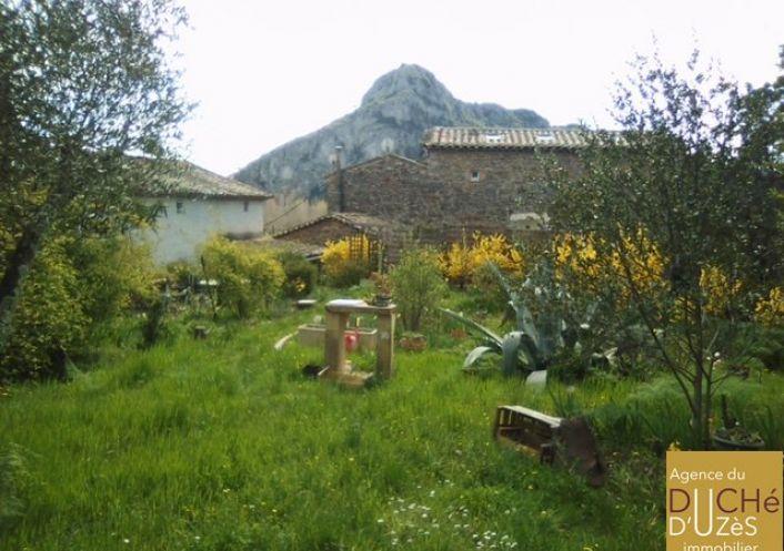A vendre Maison de village Anduze | Réf 301225996 - Agence du duché d'uzès