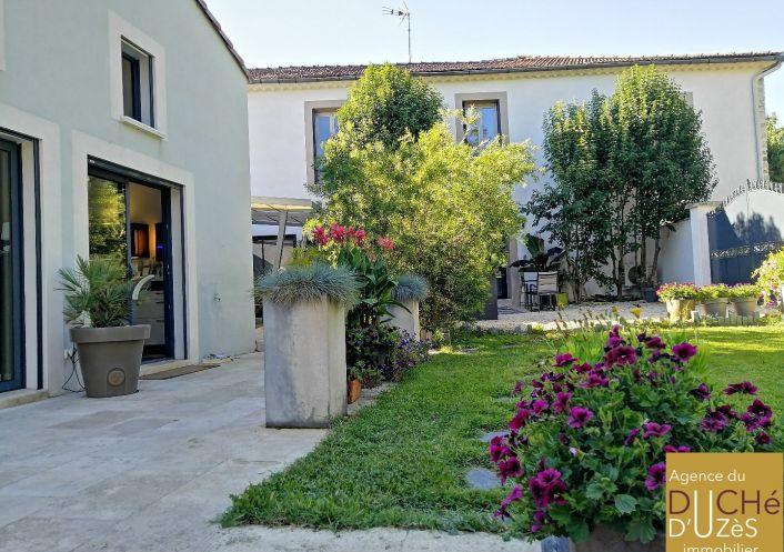 A vendre Maison bourgeoise Vezenobres | Réf 301225997 - Agence du duché d'uzès