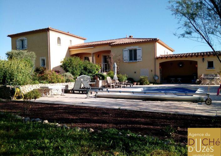 A vendre Maison Lussan | Réf 301225999 - Agence du duché d'uzès